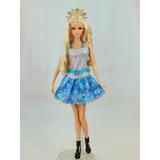 Roupas De Festa Moda Vestido Para Boneca Barbie