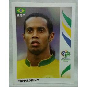 Figurinha Ronaldinho Gaúcho Copa 2006