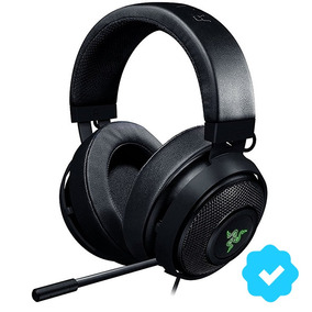 Auriculares Gamer Razer Kraken 7.1 V2 Chroma Oval Pc Ps4 Usb