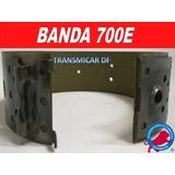 Banda 700e 4l60e Ancha Heavy Duty Transmisión Automática Gmc