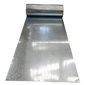 Tapume De Zinco 80 Cm X 8 M Chapa # 26 (0,50 Mm)