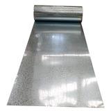 Tapume De Zinco 80 Cm X 2,70 M Chapa # 26 (0,50 Mm)