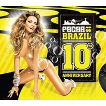 Cd Pacha Brazil - 10th Aniversary (box 3 Cds)