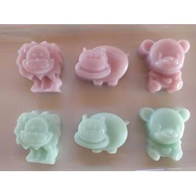 Jabones Souvenirs Animalitos X 20 - Baby Shower Cumpleaños