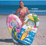 Tabla Surf Inflable Tropical, 42004