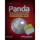 Panda Global Protection 2015 Multidispositivo X 3 Serial Key