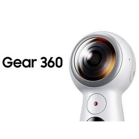 Câmera Samsung Gear 360 2017 Sm-210- Vitrine