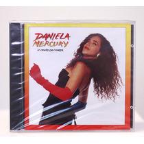 Daniela Mercury O Canto Da Cidade 1992 Ed.brasil / Sellados!