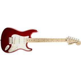 Squier Standard Mn Candy Apple Red Guitarra Electrica Envios