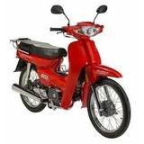 Kit De 6 Plasticos Motomel Eco 70/110 Go Rojo En Agrobikes