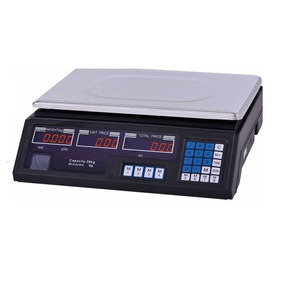 Balança Eletronica Digital 40kg Comercial Alta Precisão
