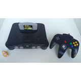 Nintendo 64 Classic + Cartucho Beetle Adventure Racing N64