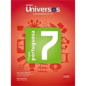 Projeto Universos - Portugues - 7º Ano - Ensino Fundamental