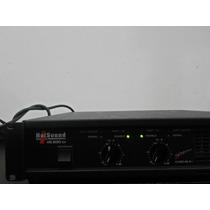 Amplificador Hotsound Hs 600 Sx