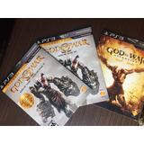 Saga Completa God Of War Play Station 3(4 Juegos Originales)