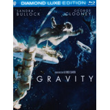 Gravedad Gravity Edicion Diamond Luxe Digibook Blu-ray
