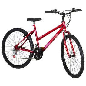 Bicicleta Aro 26 Pro Tork Ultra Freio V Break Vermelho