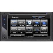 Dvd Player 2 Din Com Usb E Bluetooth Vx401 B