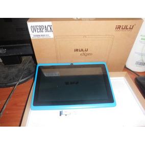 Tablet Inteligente - Procesador De 4 Núcleos