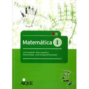 Combo Nueva Carpeta De Matematica I - Ii - Iii - Iv - V - Vi