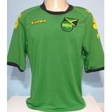 Camisa Seleção Da Jamaica 100% Original Kappa Nova - 01