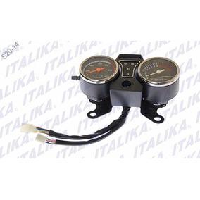 Velocimetro Forza 125 Ft125 Clasica, Roja, Deliver F04010089