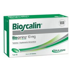 Prevención Caída Cabello - Bioscalin Tabletas