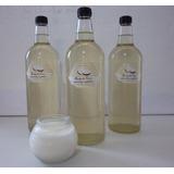 Aceite De Coco Virgen. 1 Litro. Prensado Al Frío