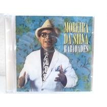 Moreira Da Silva Raridades Cd Original Raro