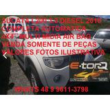 Sucata L200 Triton 3.2 4x4 Automatica 2010