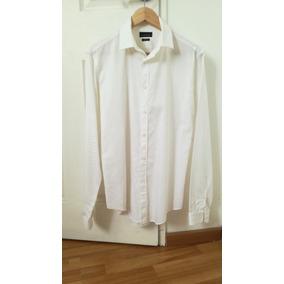 fc3d4a55c Impecables Camisas De Vestir Blancas Zara Hetcher (large) Chombas ...