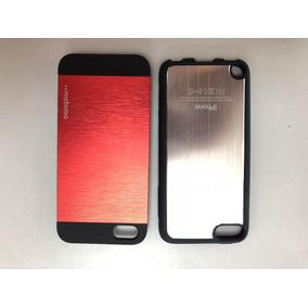 Funda Ipod Touch 4 O 5 Rigida Y Aluminio Dbstore Urquiza