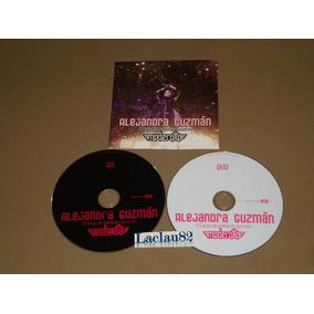 Alejandra Guzman 20 Años De Exitos C Moderatto 11 Emi Cd+dvd