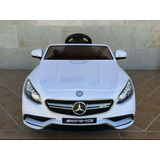 Carro A Bateria Mercedes Benz Sls Nuevo.