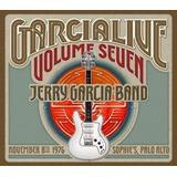Cd Jerry Garcia Garcialive Volume Seven: Novenber 8th 1976 S