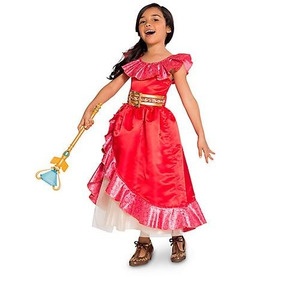 Disfraz Princesa Elena De Avalor Rojo Original Disney