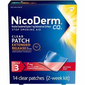 Nicoderm Cq Parches Nicotina Etapa 3 - Dejar De Fumar