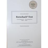Rorschach Test 10 Placas Cartas Psicodiagnósticas