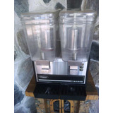 Dispensador Bebidas 2 Tanques