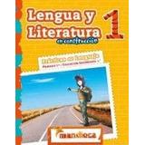 Lengua Y Literatura 1 Serie En Construccion - Mandioca