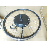 Kit Bicicleta Eléctrica 500 Watts 36 Volts 5 Velocidades!!!!