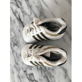 Zapatillas adidas Bebe Badana - Talle 1 Americano