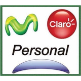 Chip Claro Personal Y Movistar Prepago