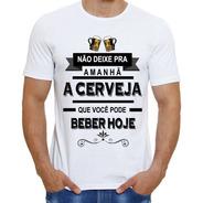 1 Camiseta Personalizada Frase Engraçada Envio Imediato