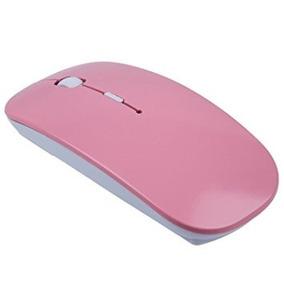 Mouse Sem Fio Wireless Usb Recarregável Knup Pc Notebook Tv