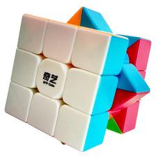 Cubo Rubik Mofangge Qiyi 3x3 Warrior W Colored Envío Gratis