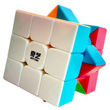 Cubo Rubik Mofangge Qiyi 3x3 Warrior W Colored Envío Gratis