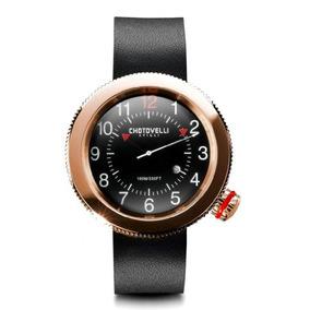 Reloj Chotovelli Gauge Hombres Rosa Alfa Romeo Dial Ne W20