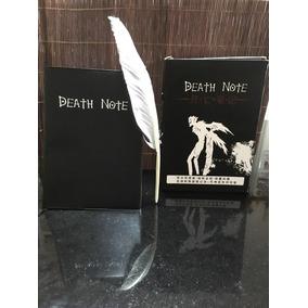 Death Note Caderno Original + Caneta Pena De Brinde !!