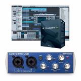 Interface Presonus Audiobox Usb + Envio